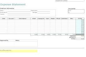 Reimbursement Form Excel Expense Receipt Templates Free Sample