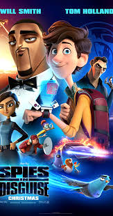 Spies in Disguise (2019) - Full Cast & Crew - IMDb