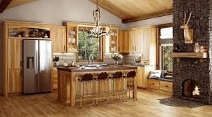 Awesome Rustic Hickory Kitchen Cabinets Inside Wheatstate Wood Design  Hickory Wood Cabinets O40