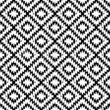 seamless pattern turkish carpet white black patchwork mosaic oriental kilim rug with traditional folk geometric ornament tribal style vector