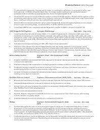 process validation engineer sample resume process integration engineer  sample resume 9 cover letter test engineer sample