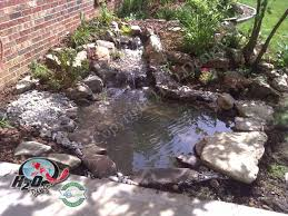 Small Picture KOI Pond Backyard Pond Small Pond Ideas for your Kentucky
