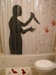 shower curtain ideas for grey bathroom
