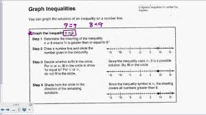 6th grade math inequalities