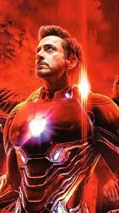 Iron Man In Avengers Endgame 4k Ultra ...