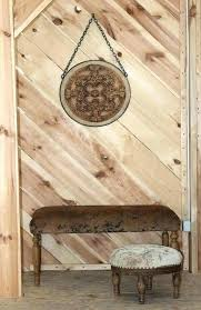 barn wood wall decor ideas accent for living room vintage french pediment antique art round