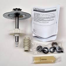 replace gear sprocket assembly liftmaster garage door opener