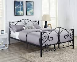 Steel Bedroom Furniture Cheap Bedroom Furniture Metal Pipe Double Beds Steel Metal Bed