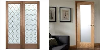 interior frosted glass door. Opaque Glass Doors Interior Door With Surfaces Etched Is Primed Home Frosted W