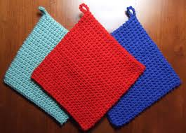 Crochet Potholder Patterns Impressive Ravelry The Best Crocheted Potholder Pattern By Heather Tucker