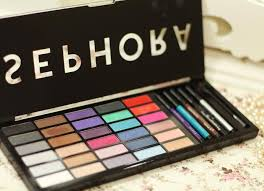 estojo de maquiagem artist color box makeup palette da sephora