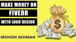 Earn Money By Designing Logos How To Make Money On Fiverr With Logo Designs In Hindi Urdu 2017 For Beginners