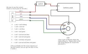 bcd rotary switch help the negative of what ever you are using to power them buck puck resistor use batt neg or sound card led negative here is a diagram that help