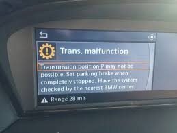 528i 2008 Transmission Malfunction Bimmerfest Bmw Forum