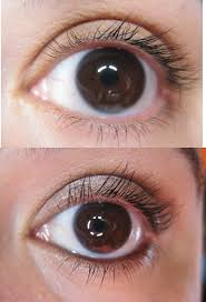 cover the super sizer by lashblast mascara before after