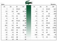 Lacoste Uk Shoes Size Chart Lacoste Shoes Size Chart