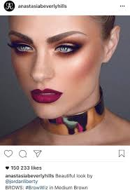 makeup genius of the 21st century pat mcgrath has again proved that she deserves this le when she took gold silver bronze copper colours beyond its