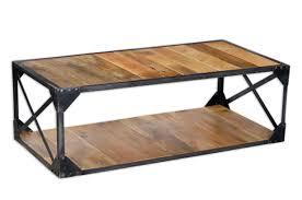 Coffee Table Industrial Industrial Coffee Table Tc1196 Cdi Furniture