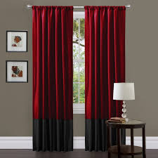 impressive designs red black. Incredible Ideas Red Curtains For Living Room And Black HomeStyleDiary Com Opulent Design Impressive Designs W