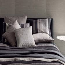 kas bedding lucian pure cotton modern design king size duvet cover set high thread count 375 2 pillow cases 5 star hotel quality co uk