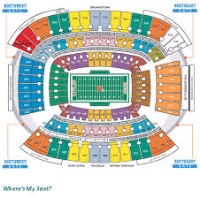 Particular First Energy Stadium Seating Chart First Energy