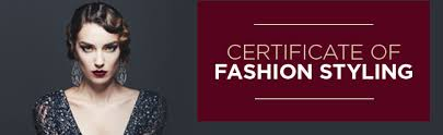 Fashion Stylist Certificate Of Fashion Styling