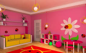Small Picture Play School Wall Painting Mumbai Pre Classroom Cartoon Full Kids