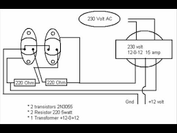 inverter circuit diagram wmv