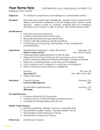 Warehouse Resume Objective Resumes Objectives For Entry Level