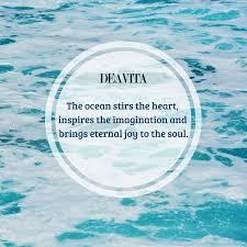 Zitate Aus Dem Meer Und Ozean Inspirierende Sprüche Mit