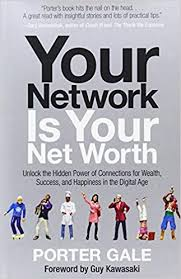 Charting Your Way To Wealth Book Your Network Is Your Net Worth Unlock The Hidden Power Of