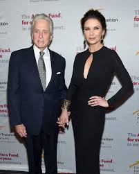By 2009, the family were living back in the united states in bedford, new york. Pics Of Catherine Zeta Jones Michael Douglas Kids Simplemost
