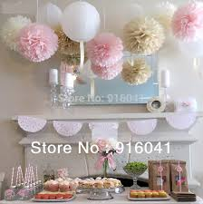birthday party home decoration buy diy inchesudmm paper flower