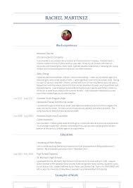 Assistant Teacher Resume Samples Assistant Teacher Resume Samples And Templates Visualcv