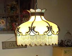 stylish stained glass lamps in table vintage sunflower desk hanging lamp lighting brilliant with