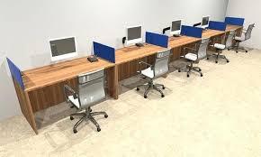 office workstation desks. Modren Office Work Station Desk Five Person Blue Divider Office Workstation Set  Minimalist Computer To Desks T