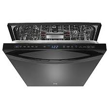 kenmore dishwasher black. kenmore elite 14759 dishwasher with turbo zone/360 power wash spray arm - black exterior stainless steel tub at 45 dba