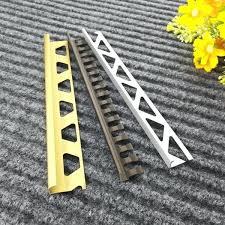 ceramic tile edge trim golden ceramic tile edge trim ceramic tile metal edge trim