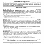 Cover Letter Business Operations Manager Resume Documentple Pdf Bank