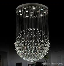 modern staircase led crystal chandeliers lighting fixture for contemporary chandeliers canada