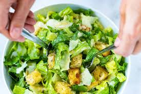 Our Favorite Homemade Caesar Salad