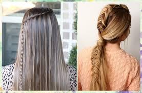 Peinados Faciles De Hacer Paso A Paso Peinados Lindos Y Faciles
