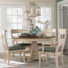 beach looking furniture. Beachy Dining Room With Ivory Table Chairs Moultrie Park Round Intended For Tables Inspirations 11 Beach Looking Furniture T