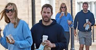 He was born in 1970s, in generation x. Jamie Redknapp And Girlfriend Frida Andersson Head On Cute Coffee Date Metro News