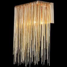 modern sconce lighting. Avenue Lighting HF1200G Fountain Ave Modern Gold Finish 14u0026nbsp Tall Lamp Sconce Loading Zoom H