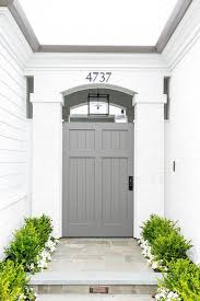 exterior door painting ideas. These Are The BEST Front Door Paint Colors To Add Your Curb Appeal! See Exterior Painting Ideas
