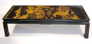 painted chinese coffee table tables