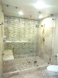 how much does it cost to install a shower stall cost to replace shower stall cost