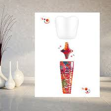 dental implant watercolor print dental surgery anatomy art poster medical art dental implant print tooth anatomy on dental surgery wall art with tree watercolor print fine art poster from mimiprints by