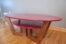 purple heart wood furniture. Custom Made Purpleheart Coffee Table Purple Heart Wood Furniture H
